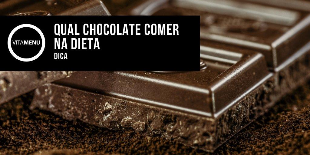 Qual Chocolate Comer Na Dieta?
