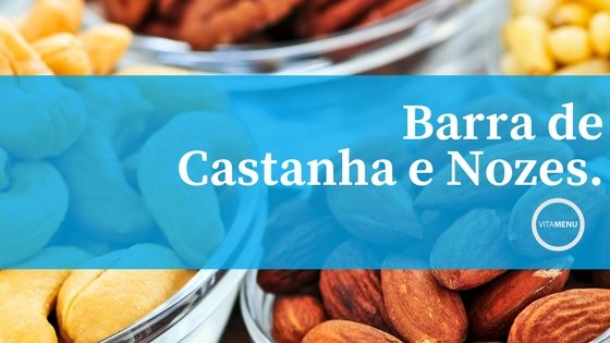 Receita: Barra De Nuts
