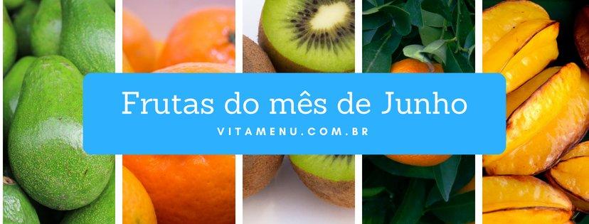 Safra: Frutas Da época (mês De Junho)