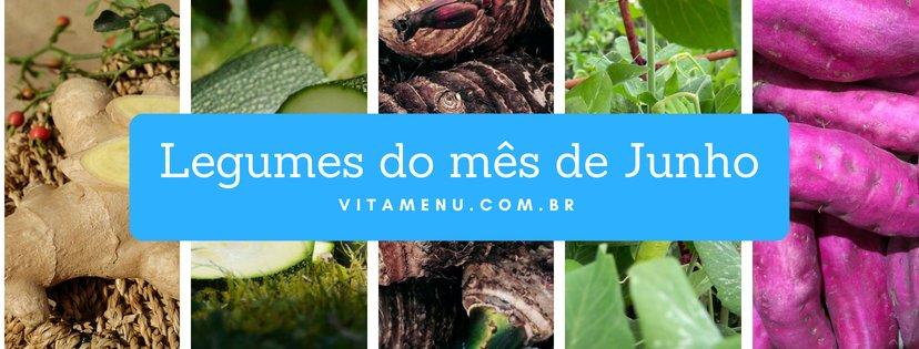 Safra: Legumes Da época (mês De Junho)