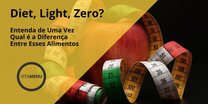 Diet, Light Ou Zero? Tem Certeza Que Você Sabe A Diferença Entre Eles?