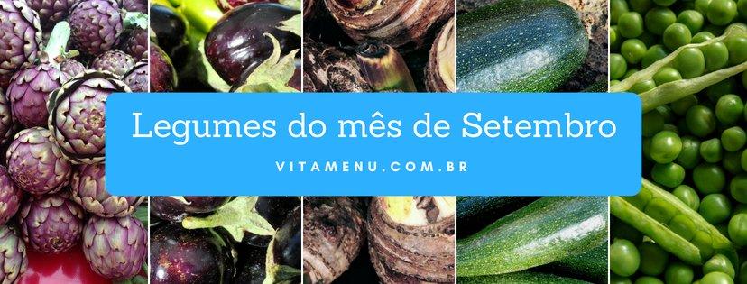 [Safra] Legumes Da época Do Mês De Setembro