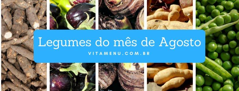 [Safra] Legumes Da época Do Mês De Agosto
