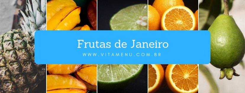 [Safra] Frutas Da época De Janeiro