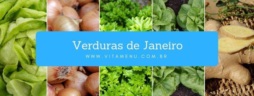 [Safra] Verduras Da época De Janeiro