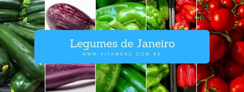 [Safra] Legumes Da época De Janeiro