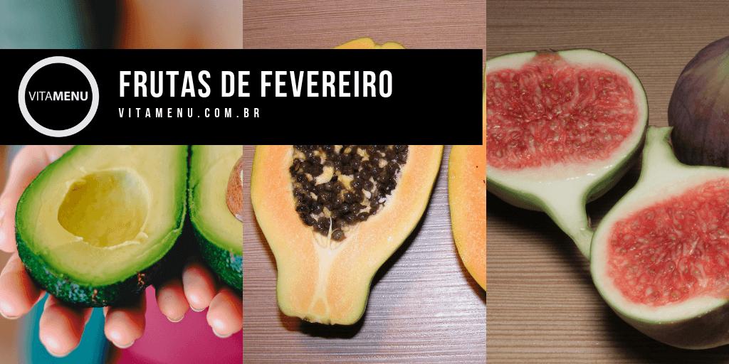 [Safra] Frutas Da época De Fevereiro