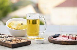 cerveja e dieta